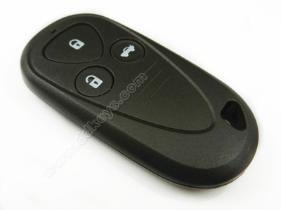 Acura 3 Button Remote Shell...