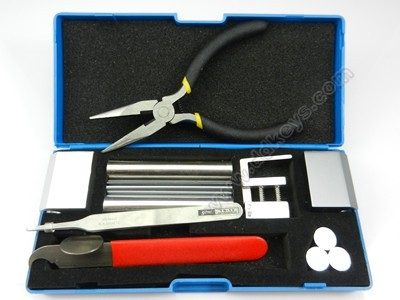 Lock disassembly tool set (...