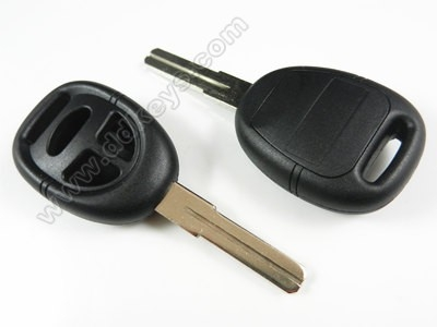 SAAB 3 Button Remote Key Sh...